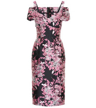Dolce & Gabbana | Brocade sheath dress | Clouty