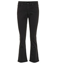 AG Jeans   The Jodi Crop sateen jeans   Clouty