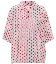 Marni | Printed silk shirt | Clouty