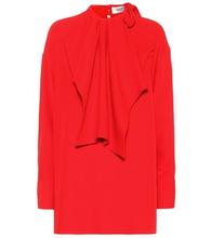 VALENTINO | Silk crepe blouse | Clouty