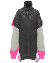 Balenciaga | Wool-blend turtleneck sweater | Clouty