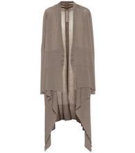 RICK OWENS   Wool cardigan   Clouty