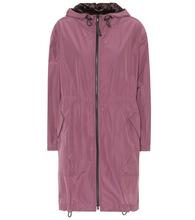 Brunello Cucinelli   Long hooded jacket   Clouty