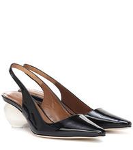 Rejina Pyo | Margot patent leather slingback pumps | Clouty