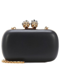 Alexander McQueen | Queen and King embellished clutch | Clouty