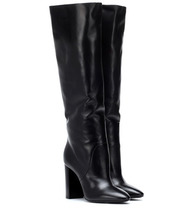 SAINT LAURENT | Lou 95 leather boots | Clouty