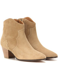 Isabel Marant | Dicker suede ankle boots | Clouty