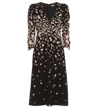 Bottega Veneta | Printed crepe dress | Clouty