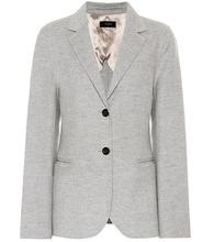 JOSEPH | Wool and cashmere blazer | Clouty