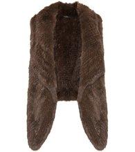 Yves Salomon | Fur gilet | Clouty