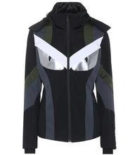 FENDI | Panelled ski jacket | Clouty