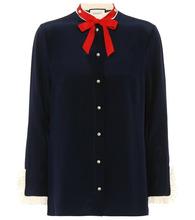 GUCCI   Silk blouse   Clouty
