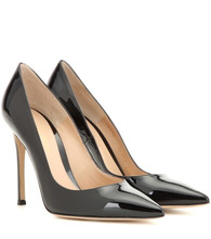 Gianvito Rossi | Gianvito 105 patent leather pumps | Clouty
