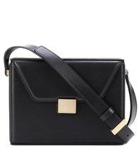 Victoria Beckham | Vanity leather crossbody bag | Clouty