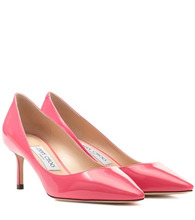 Jimmy Choo | Romy 60 patent leather pumps | Clouty