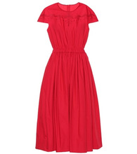 FENDI | Cotton taffeta dress | Clouty