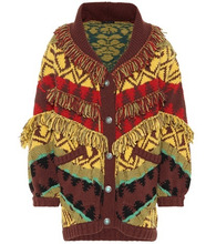 Etro | Intarsia wool-blend cardigan | Clouty