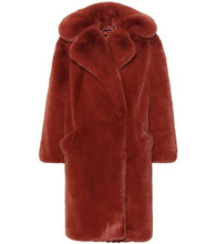 GIVENCHY | Oversized faux fur coat | Clouty