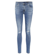 AG Jeans | The Legging Ankle blue skinny jeans | Clouty