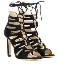 Jimmy Choo | Hitch 100 suede sandals | Clouty