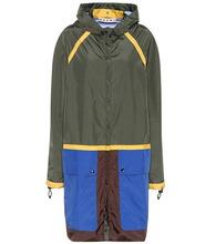 Marni | Reversible hooded raincoat | Clouty