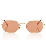 Ray Ban | RB3556N octagonal sunglasses | Clouty
