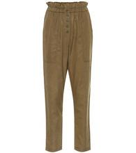 Ulla Johnson | Owen cotton-blend pants | Clouty