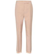 MAX MARA | Tartufo high-rise straight pants | Clouty