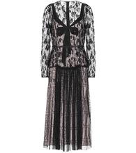 Bottega Veneta | Silk lace dress | Clouty