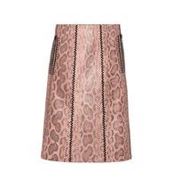 Bottega Veneta | Snakeskin skirt | Clouty