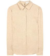 Altuzarra | Adams linen shirt | Clouty