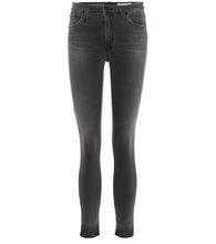 AG Jeans | The Farrah high-waisted skinny jeans | Clouty