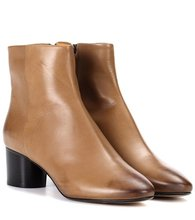 Isabel Marant | Danay leather ankle boots | Clouty