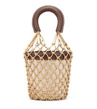Staud | Moreau leather bucket bag | Clouty
