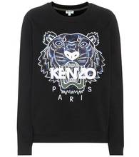 KENZO | Printed cotton sweater | Clouty