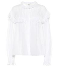 Isabel Marant Étoile | Elmira embroidered cotton blouse | Clouty