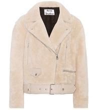 Acne Studios | Merlyn shearling jacket | Clouty