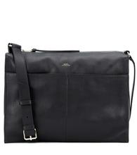 A.P.C. | Suzanne leather shoulder bag | Clouty
