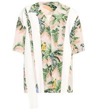 Stella McCartney | Printed silk shirt | Clouty