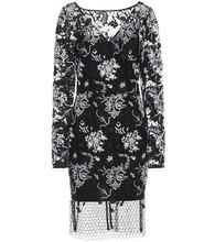 Diane Von Furstenberg   Embroidered lace dress   Clouty