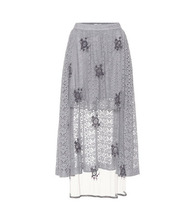Stella McCartney | Embellished lace skirt | Clouty