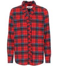 Isabel Marant Étoile | Awendy cotton shirt | Clouty