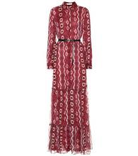 Altuzarra | Majorelle silk dress | Clouty