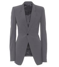 RICK OWENS | Wool-blend blazer | Clouty