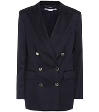 Stella McCartney | Double-breasted wool blazer | Clouty