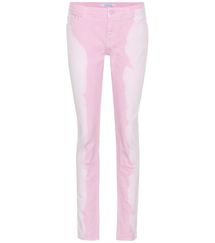 GIVENCHY   Low-rise skinny jeans   Clouty