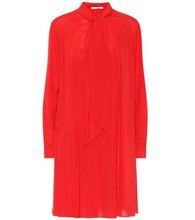 GIVENCHY | Silk-blend dress | Clouty