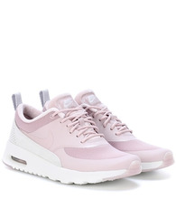 NIKE | Max Air Thea LX leather sneakers | Clouty