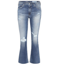 AG Jeans | The Jodi Crop flared jeans | Clouty