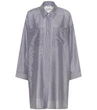 Acne Studios | Jacqui striped cotton shirt | Clouty